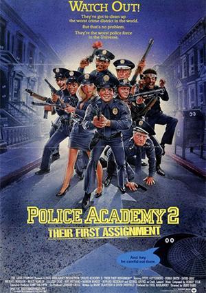 Police Academey 2