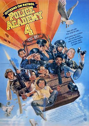 Police Acadamey 4